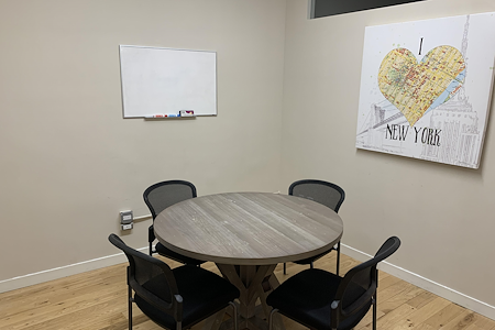 Select Office Suites - 90 Broad St. - 2nd floor Small conference room