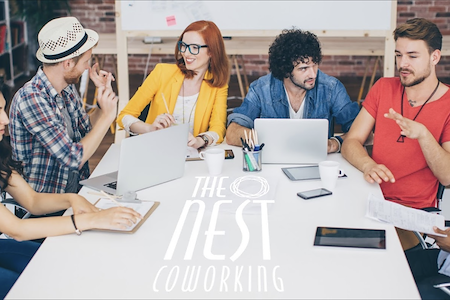The Nest Coworking - Mailing Membership
