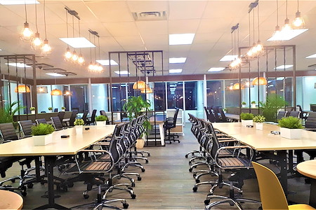 Touchdown Coworking space Inc. - Coworking HotSpot 4