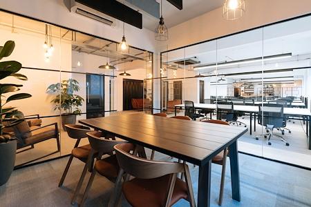 Techspace Shoreditch South - 38 Desk Private Office - Shoreditch