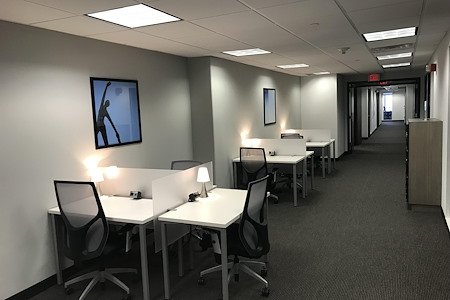 Regus @ Mt Kisco - Dedicated Desk - Co-Working