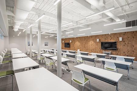 Venture X | Charleston - Garco Mill - Angel Oak Studio