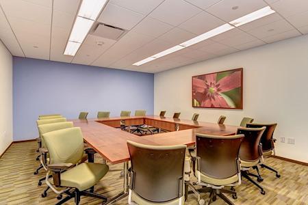 Carr Workplaces - K Street - K Street Boardroom