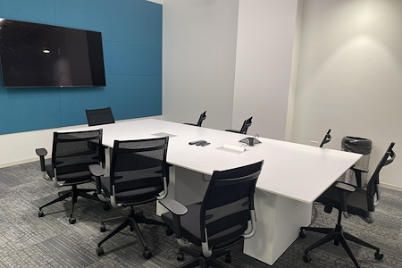 The Pitch Workspace - 8 Person Meeting Room