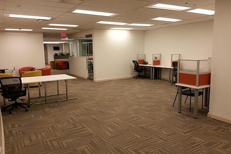 Agile Offices - Dedicated Desk