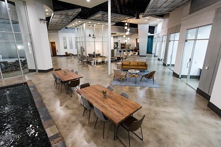 WorkWell - Hot Desk Membership