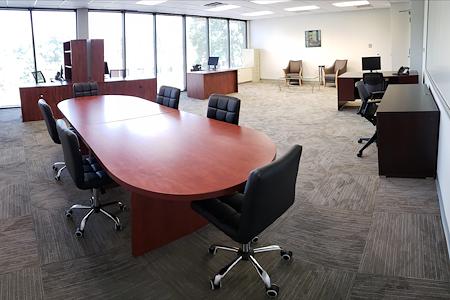 Office Options Meeting Room Facilities - Team Office
