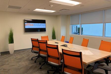 Office Evolution - Plantation - Conference Room Havana