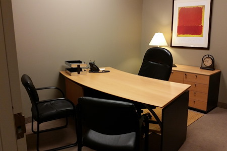 1600 Executive Suites - JULY DROP-IN PRIVATE OFFICE Day Pass*