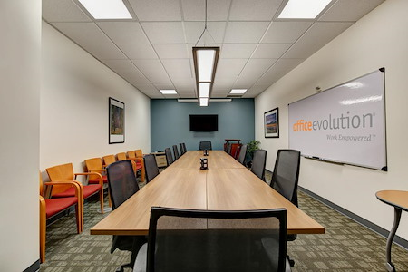 Office Evolution - Lakewood - Meeting Room 3 (12 ppl w/Social Dist.)