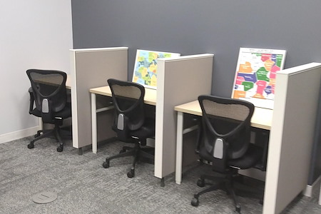 Guzman & Company - small cubicles
