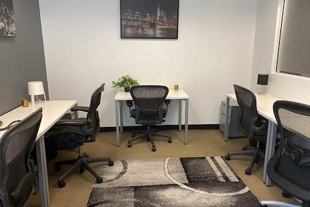 Regus | 980 9th Street - Office For 2