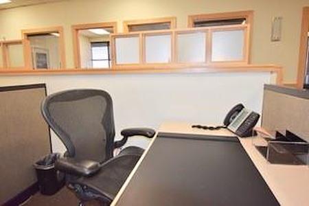 Intelligent Office - Walnut Creek - Private Workstation