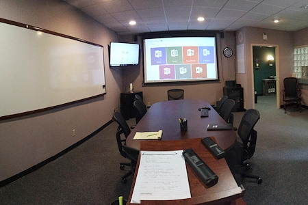 My Conyers Office - A/V Conference Room