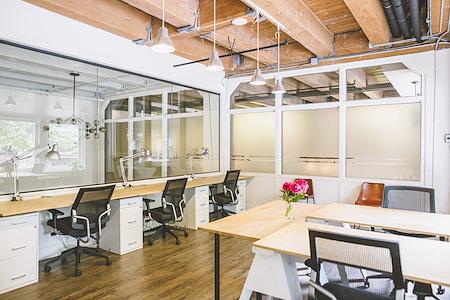 The Pioneer Collective - Mezzanine Office Suite