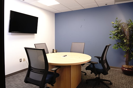 Intelligent Office Troy - Small Conference Room