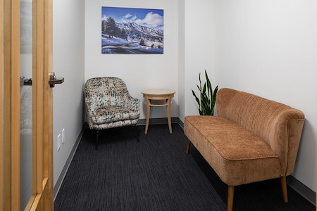 Intelligent Office Boulder - Therapy Room 117