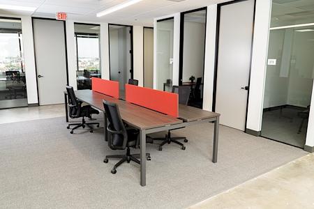CityCentral Richardson - Dedicated Desks