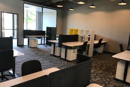 Venture X   Richardson - Dedicated Desk
