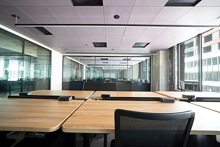 CommonGrounds Workspace | Minneapolis - Large Corner Private Office - 233