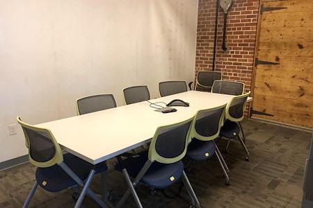Workbar Arlington - Moxie Conference Room