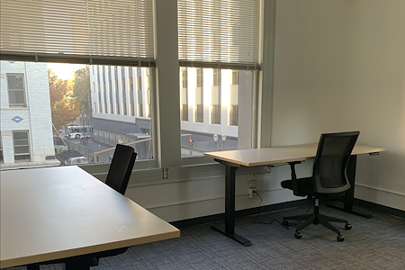 The Board of Trade Building - Suite G - Corner Office