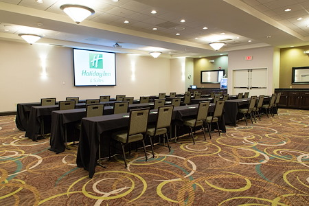 Holiday Inn & Suites- E. Empire St Bloomington - Marie Litta Conference Room