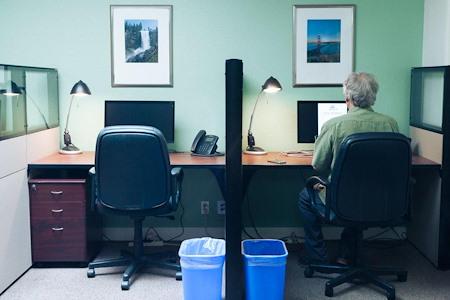 Vocari HUB - Dedicated Desk 1