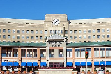 Carr Workplaces - Duke Street - Membership
