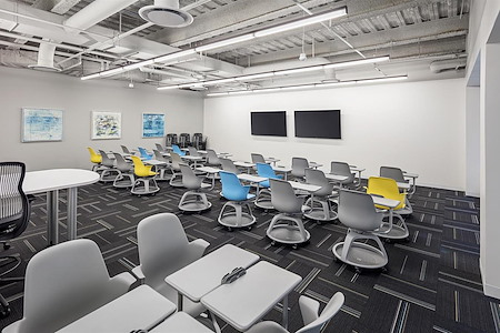 Boston Offices - Exchange Place - Team Suite 515
