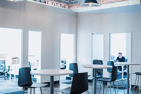 Cobalt Workspaces - Hot Desks