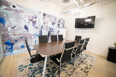 Office 146 - 5 person Conference Room