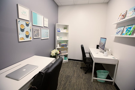 The 5TH Floor - Private Office for 1-3 people