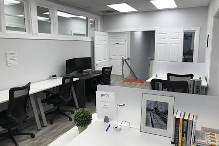 PIVOT Work Spaces - Ellicott City - Dedicated Desk