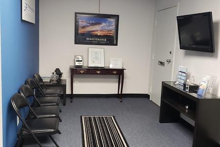 Xtreme Websites Office - Corner Office Desk