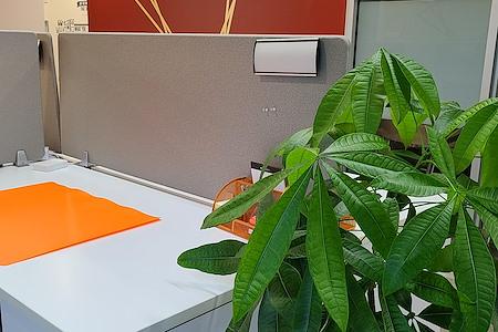 Worksocial - Social Dedicated Desk