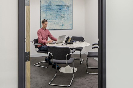 Boston Offices - Exchange Place - Private Office 528