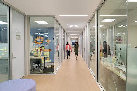 Cross Campus Downtown LA - Two Office Suite
