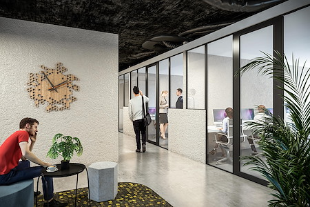 WorkBee North Sydney - Office 06