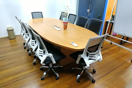 LikeMeetWork - Dedicated Hot Desk