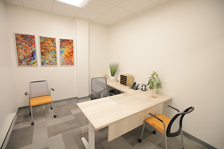 Office Evolution - Woodbridge/Metropark - Move In Ready 1 Person Internal Office