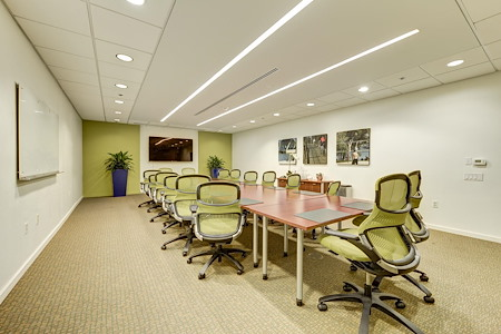 Carr Workplaces - King Street - Alexander Training Room