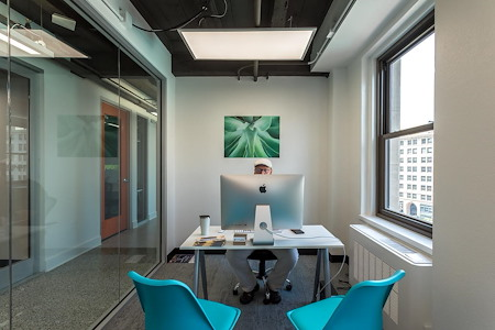 Expansive - Gaslamp - Private Office 522 (1-2 People)