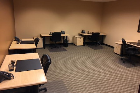 Orlando Office Center at Lake Mary - Suite 122 - Large Six Desk Office