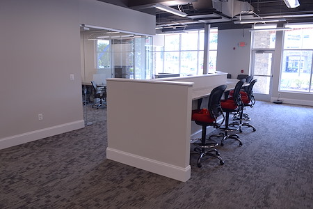PIVOT Work Spaces Clarksville - Un-Dedicated Desk