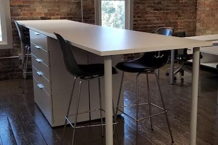 Main Space Coworking - Flex Desk