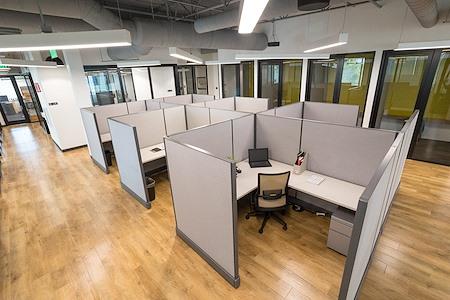 Venture X | Pleasanton - Dedicated Desk