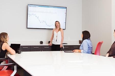 CityCentral - Plano - Executive Boardroom