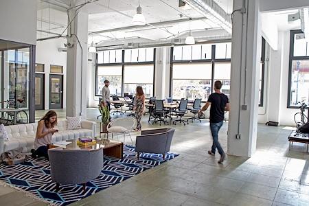 Union Cowork East Village - Flex Desk