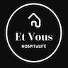 Logo of Et Vous hospitalité